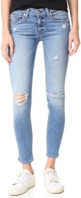 Rag & Bone/JEAN The Capri Jeans $225 thestylecure.com