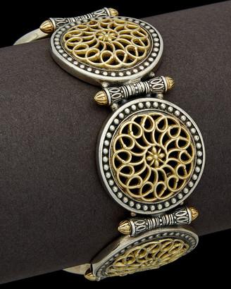Konstantino Hebe 18K & Silver Bracelet