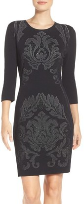 Laundry by Shelli Segal Sweater Dress $195 thestylecure.com