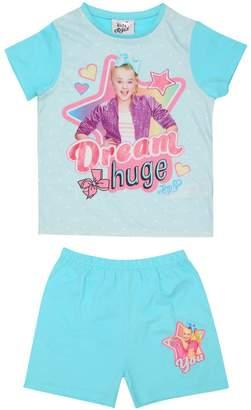 M&Co JoJo Siwa slogan pyjamas