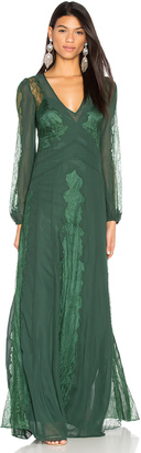 STONE COLD FOX Vermont Gown $580 thestylecure.com