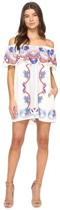 Red Carter - Adelaide Dress Women's Swimwear $250 thestylecure.com