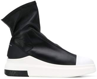 Cinzia Araia sock-style sneakers