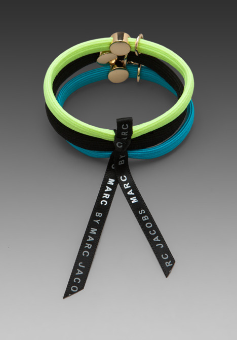 Marc by Marc Jacobs Cluster Ponys Bolts Hairbands