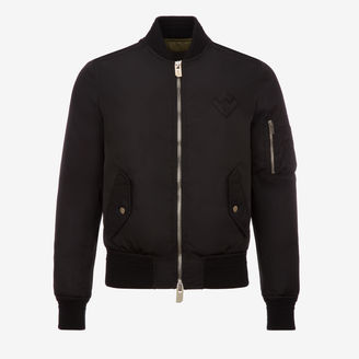 Goose Down Bomber Jacket $1,195 thestylecure.com