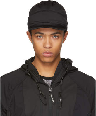 and Wander Black Soft Shell Cap