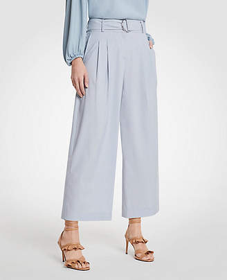 Ann Taylor The Pleated Wide Leg Marina Pant