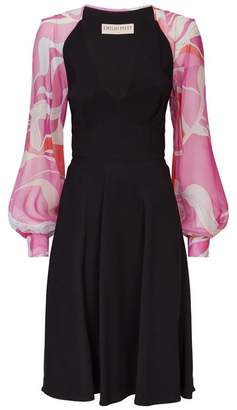 a89bf22b4 Black Swirl Skirt - ShopStyle UK