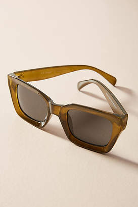 Anthropologie Amalia Cat-Eye Sunglasses