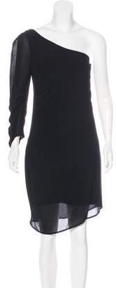 Twelfth Street By Cynthia Vincent One-Shoulder Mini Dress