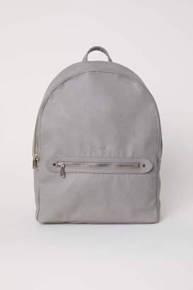 H&M Backpack - Dark taupe - Women