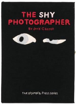 Olympia Le-Tan Shy Photographer book clutch