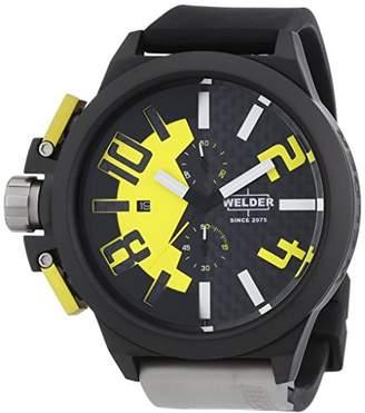Welder Unisex 2502 K35 Oversize Chronograph Watch