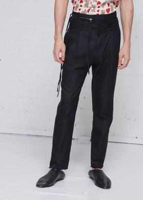 Bed J.W. Ford Hi-waist Trouser