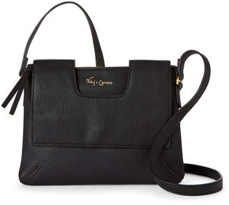 Foley + Corinna Black Hygge Tower Flap Crossbody