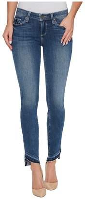 Paige Verdugo Ankle with Slanted Undone Hem in Era Women's Jeans