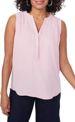 a213d91c9ad67c NYDJ Curves 360 by Perfect Sleeveless Blouse