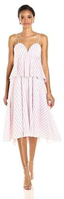 Milly Women's Melody Midi Dress
