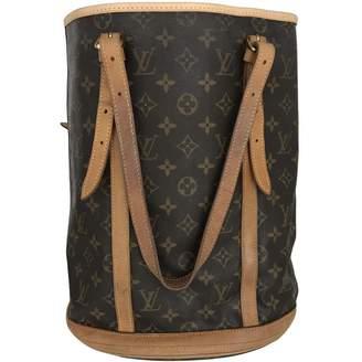 Louis Vuitton Bucket cloth tote