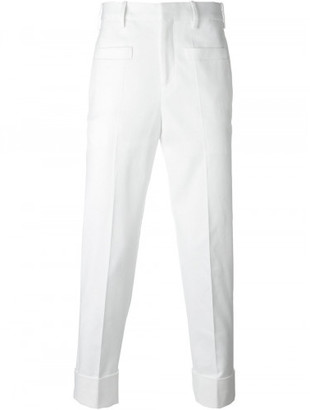 Neil Barrett classic tailored trousers $508 thestylecure.com