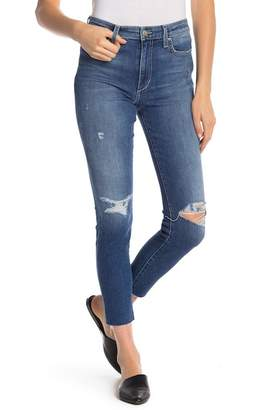 Joe's Jeans The Charlie High Waisted Ankle Skinny Jeans