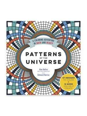 Workman Publishing Patterns of the Universe Coloring Book