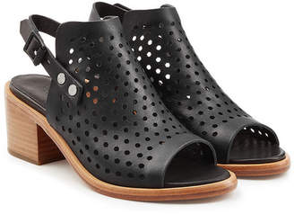 Rag & Bone Perforated Leather Sandals