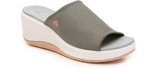 Clarks Cloudsteppers by Step Cali Bay Wedge Sandal - Women's