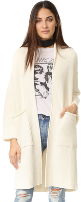 Free People By the Campfire Cardigan $198 thestylecure.com
