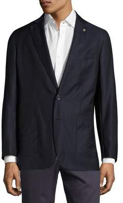 Peter Millar The Excursionist Blazer, Barchetta Blue