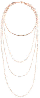Isabel Marant Rose Gold-tone Necklace