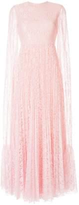 Huishan Zhang Amelia lace gown