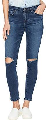 AG Adriano Goldschmied Women's Legging Ankle Super Skinny