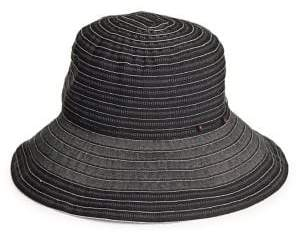 Parkhurst Driftwood Floral Brim Bucket Hat