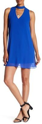 A. Byer Gigi Dress with Necklace (Junior) $69 thestylecure.com