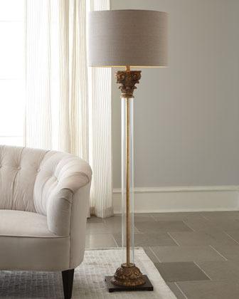 """Regina-Andrew Design """"Capital"""" Floor Lamp"""