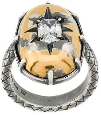 Bottega Veneta jewelled ring