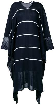 Stella McCartney knitted drape dress