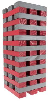 Nontraditional Giant Wooden Blocks Stacking Game by Hey! Play!
