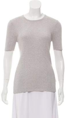 Equipment Short Sleeve Knit Top