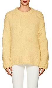 The Row Women's Ophelia Cashmere Sweater - Sunflower