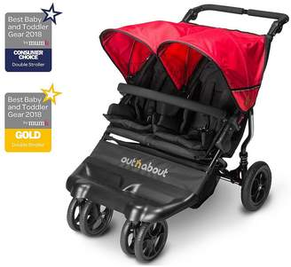 Baby Essentials Out N About Little Nipper Double Stroller