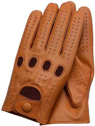 Riparo Motorsports Riparo Genuine Leather Full-finger Driving Gloves