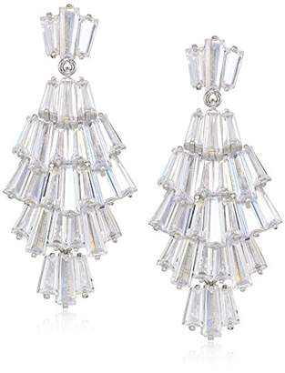 Carolee Blushing Bride Collection Women's Drama Chandelier Drop Earrings