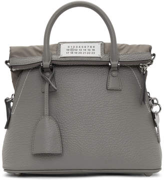 Maison Margiela Grey Medium 5AC Bag