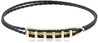 Noir Strike Choker Necklace