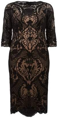 Marina Rinaldi Lace Shift Dress