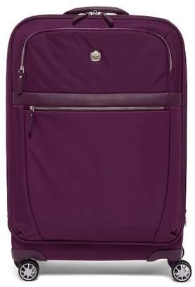 """Swiss Gear SwissGear Geneva 24\"""" Expandable Spinner Suitcase"""
