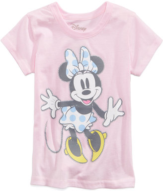 Disney's® Minnie Mouse T-Shirt, Toddler & Little Girls (2T-6X) $14 thestylecure.com