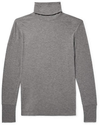 Theory Ribbed Modal-Blend Rollneck Sweater